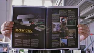 kRC in GEE Magazine