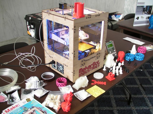 MakerBot @ 3D⚡DC