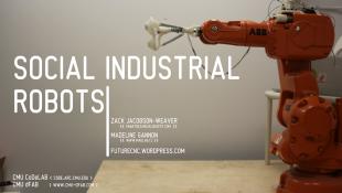 Social Industrial Robotics