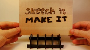 Sketch It, Make It
