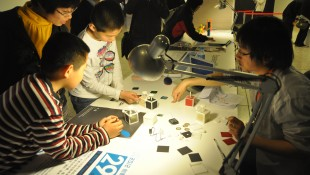 CoDe Lab projects at 2012 Maker Carnival Beijing