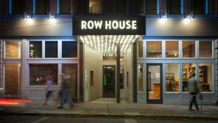 Row House Marquee