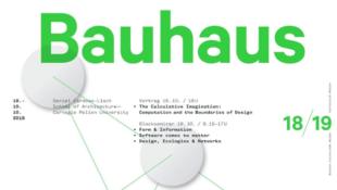 Bauhaus Digital Masterclass